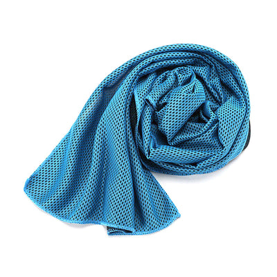 Ice Towel 9 Colors Reusable Chill Cool Towel