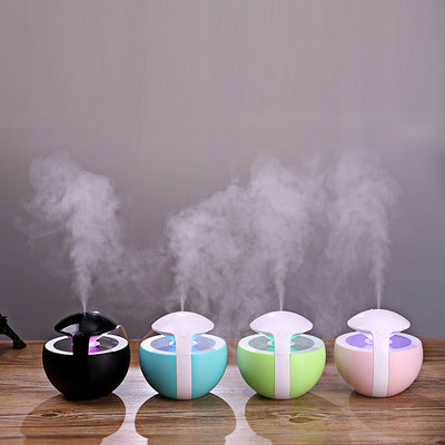 Aromatherapy Oil Diffuser With Lamp Electric - 7 Changing LED light