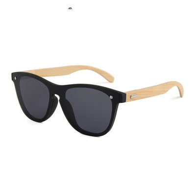 Fashion Wooden Frame Sunglasses