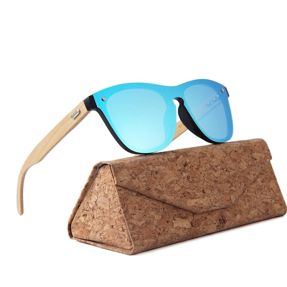 Df 143 Wooden Sunglasses For Women Fashion