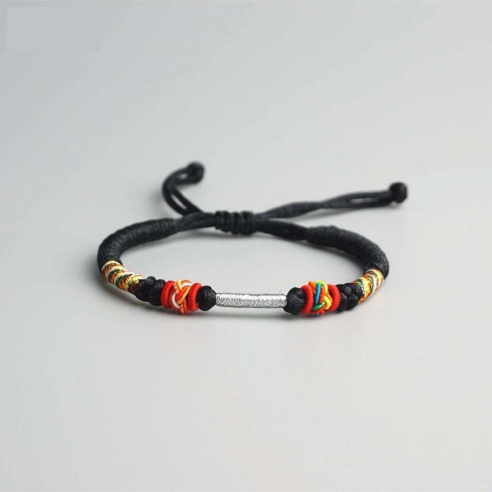 Tibetan Buddhist Friendship Bracelet