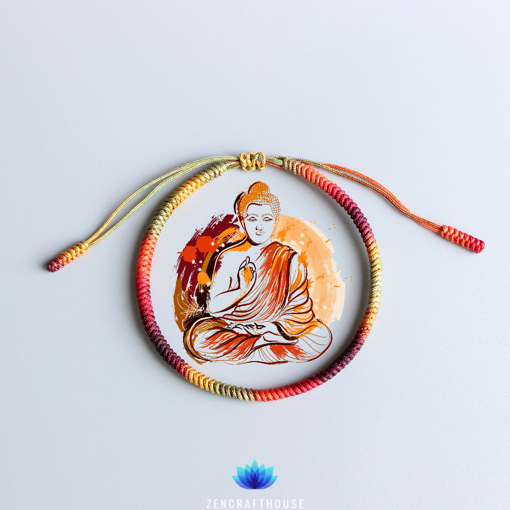Buddhist Blessed Compassion Bracelet