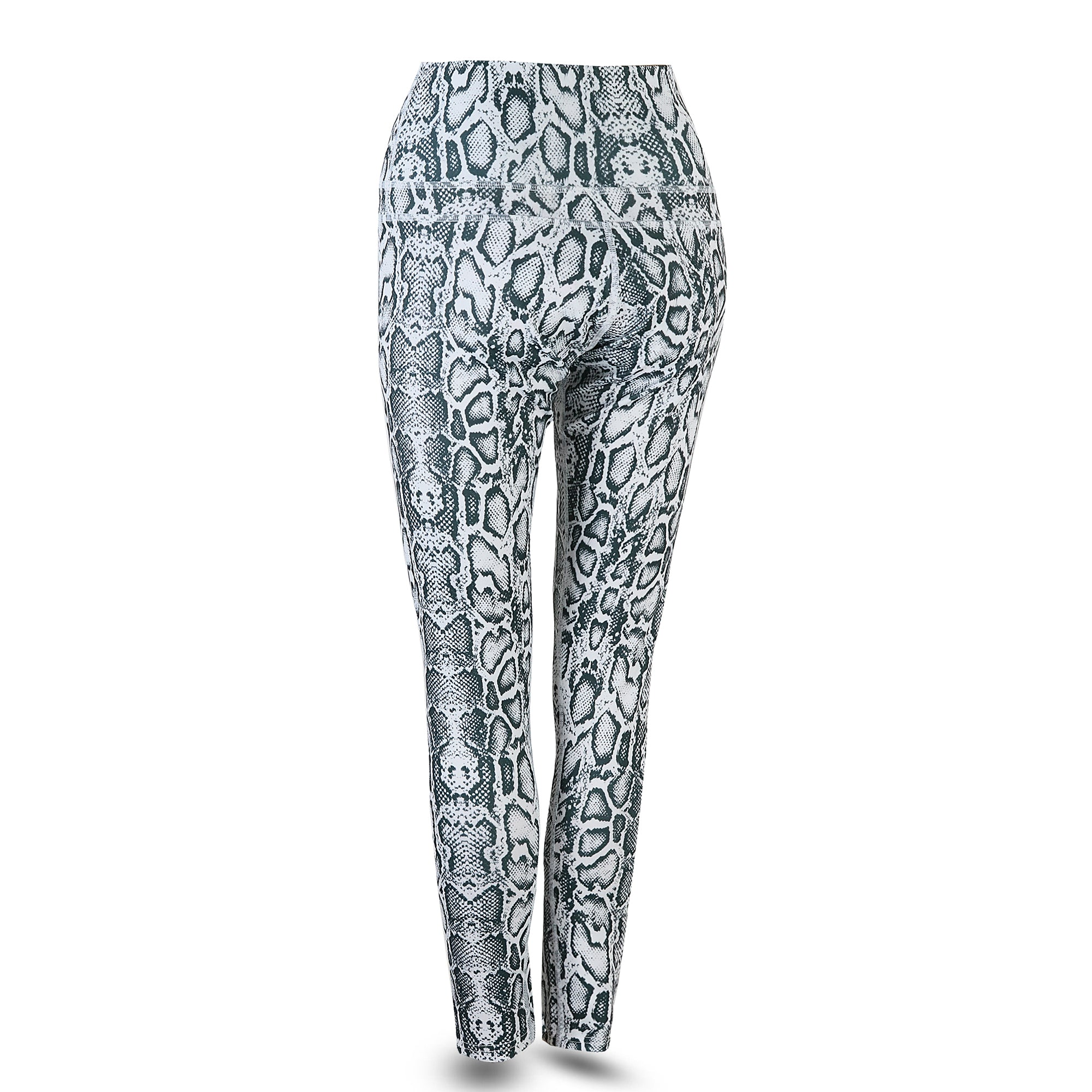 ***NEW** Snakeskin-Patterned Leggings