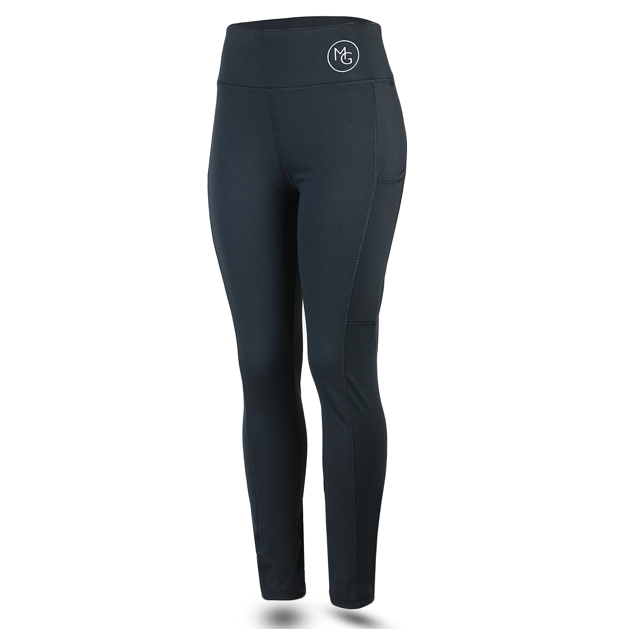 ***New** Plus-Size Leggings with side cellphone Pocket