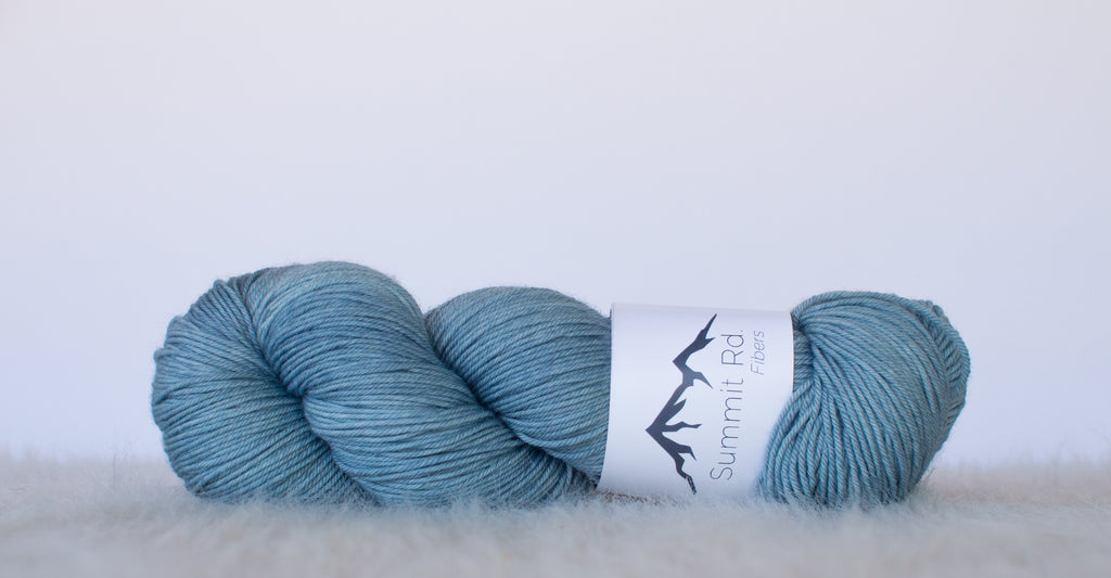 The Sky Has Never Fallen - 4 Ply Fingering