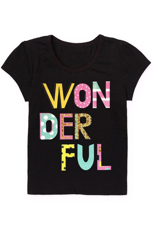 """Tweens"" Wonderful Tee"
