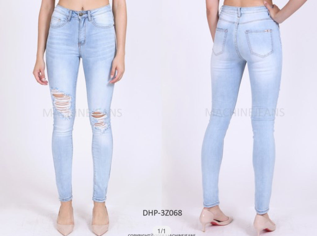 Light Machine Jeans