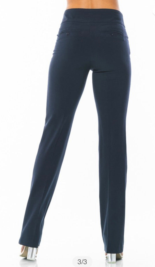 Straight Trouser Pants Formal Dress Pants