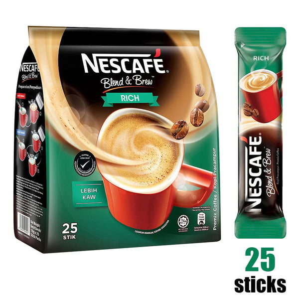 Nescafe 3-in-1 Rich