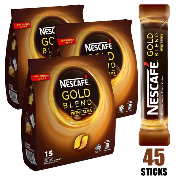 Nescafe 3-in-1 Gold Blend