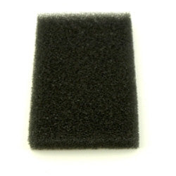 DeVilbiss 505 and 515 series foam cabinet filter 505DZ-604