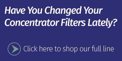 Oxygen Concentrator Filters