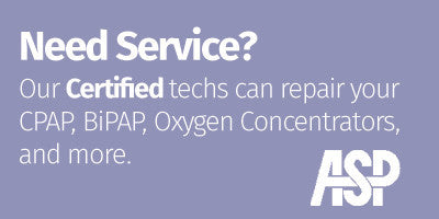 Oxygen Concentrator Service and Repair