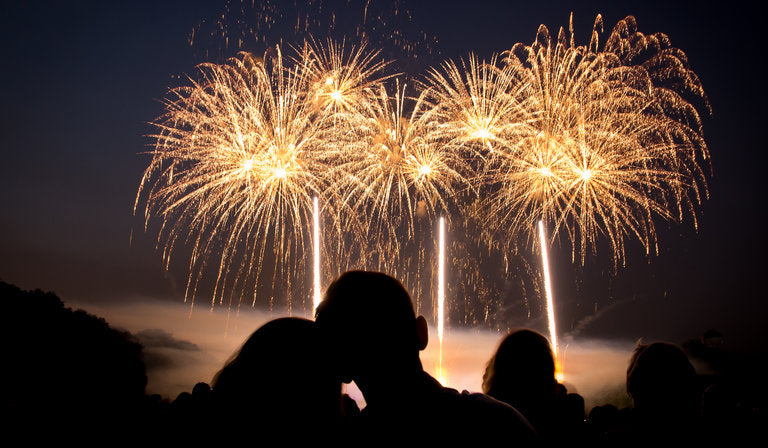 Seeing Fireworks: Top 4 Items for an Explosive Climax
