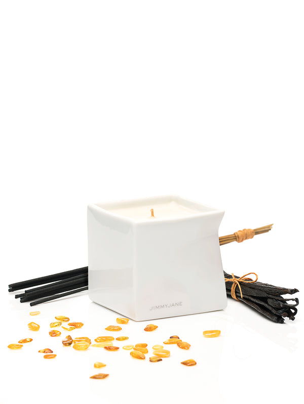Afterglow Massage Oil Candle Moroccan Vanilla