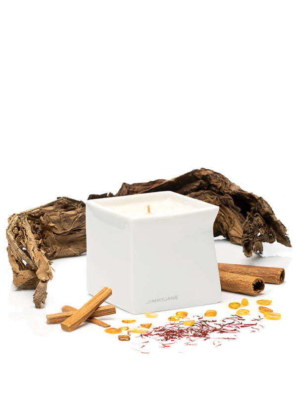 Afterglow Massage Oil Candle Red Tobacco
