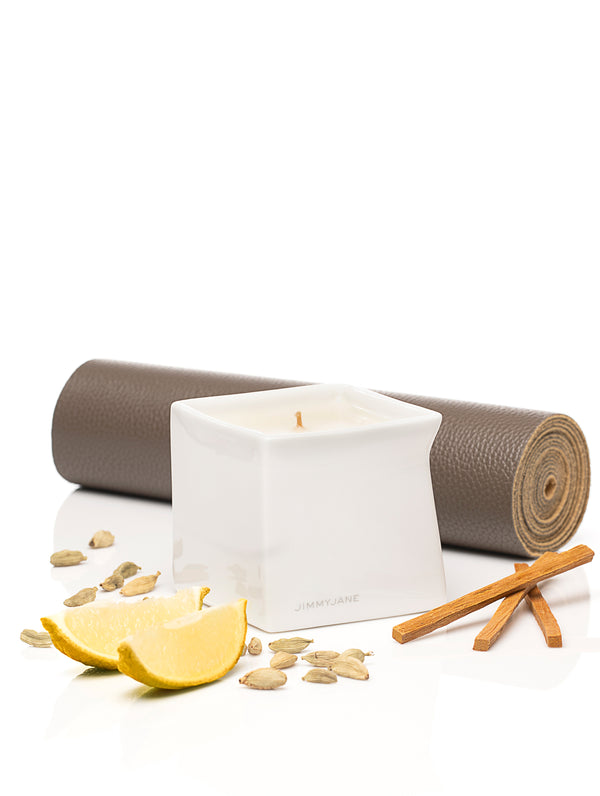 Afterglow Massage Oil Candle Santal