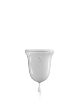 JimmyJane INTIMATE CARE Menstrual Cup Clear