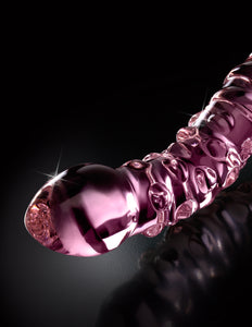 Icicles No. 55 Glass Dildo