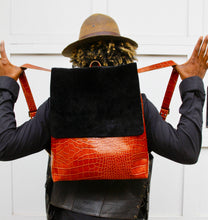 Load image into Gallery viewer, Hang Luxe BackPack