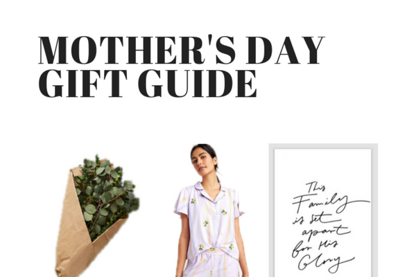 Mother's Day Gift Guide Rebekah Gough Jewelry