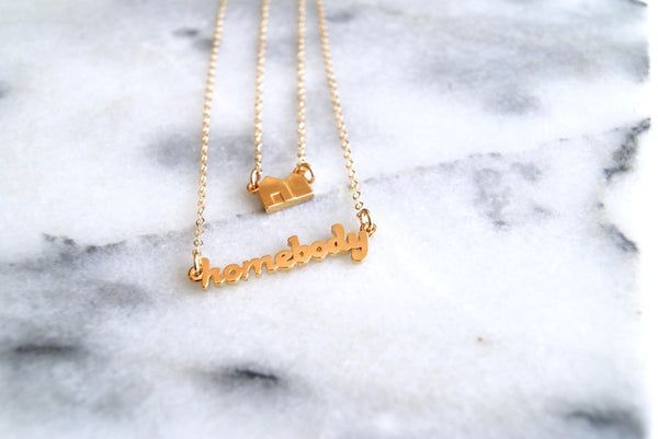 Homebody Necklace