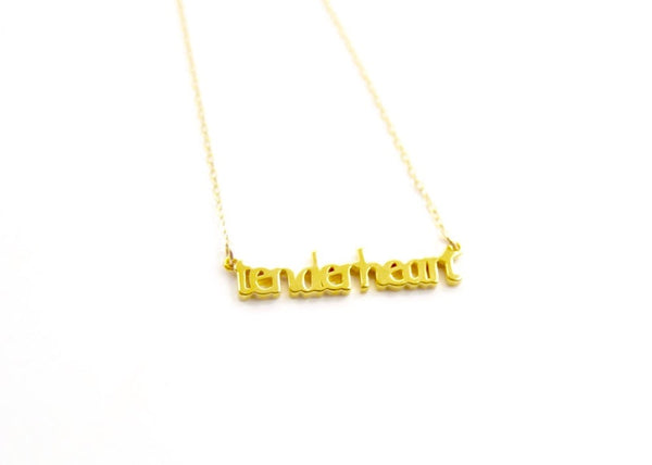 Tenderheart Necklace