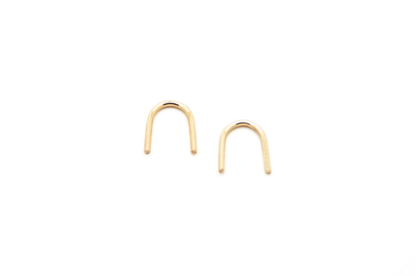 Tiny Staple Studs