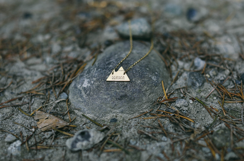 Mountain Mama Necklace