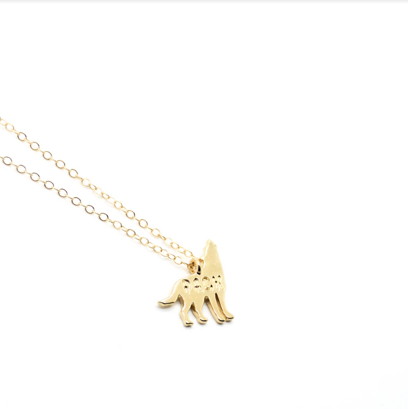 Wolf Pack Necklace