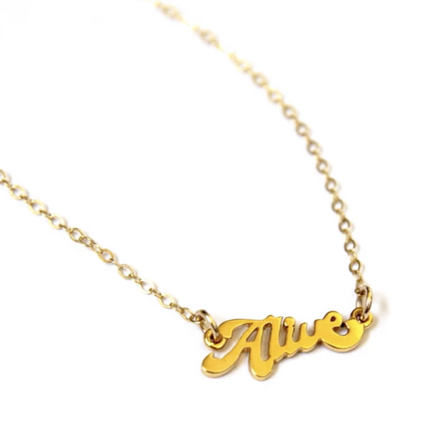 Alive Necklace