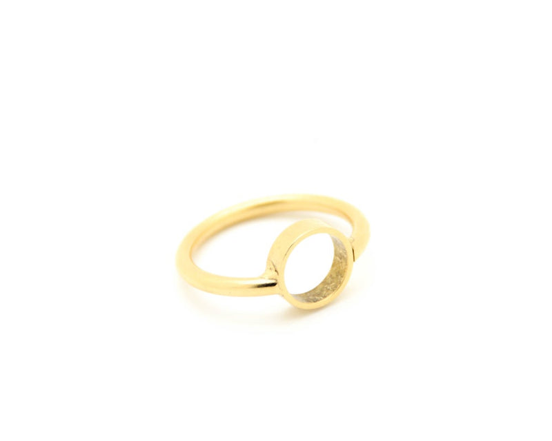 Open Frame Circle Ring