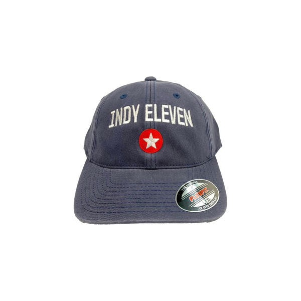 Indy Eleven Star Fitted Hat
