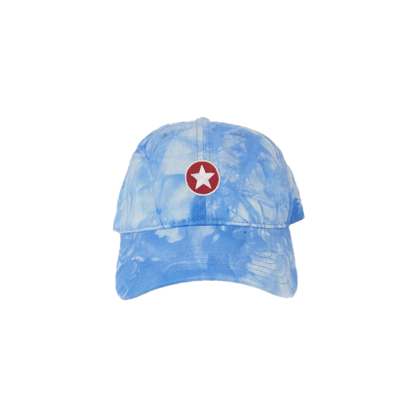 Civic Star Tie Dye Dad Hat