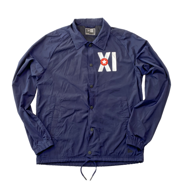 XI New Era Coaches Jacket