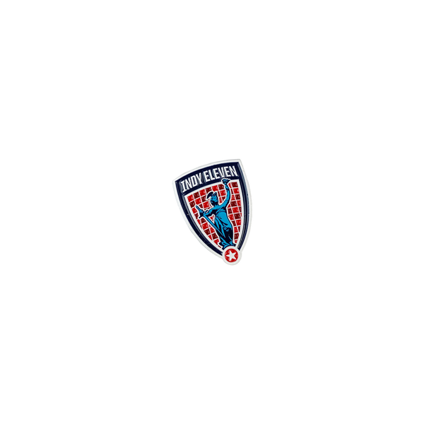 Indy Eleven Crest Pin