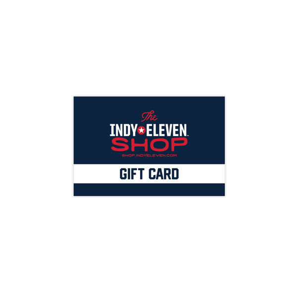 Indy Eleven Online Gift Card