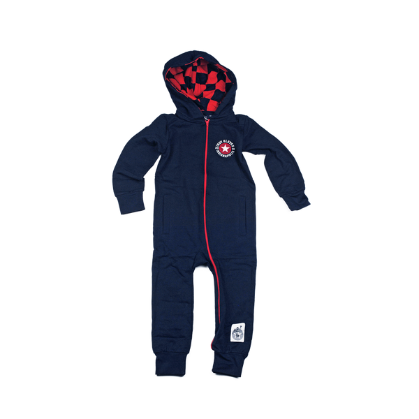 Eleven Full Zip Kids Jumper