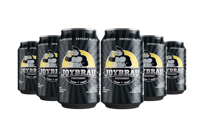 JoyBräu Six-Pack (6 tk)