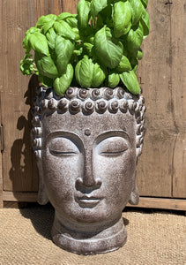 Buddha Plant Pot holder - Abigailshome