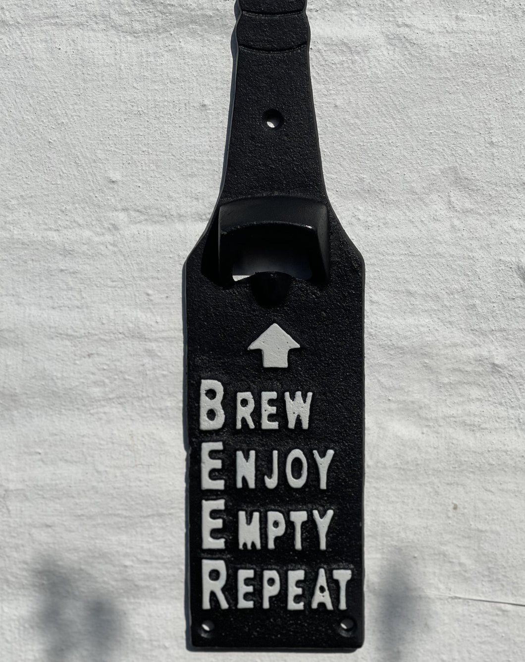Cast Iron Bottle Opener - Abigailshome