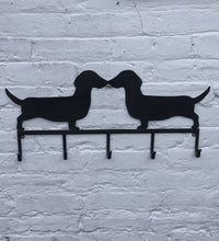 Load image into Gallery viewer, Dachshund Coat Hooks - Abigailshome