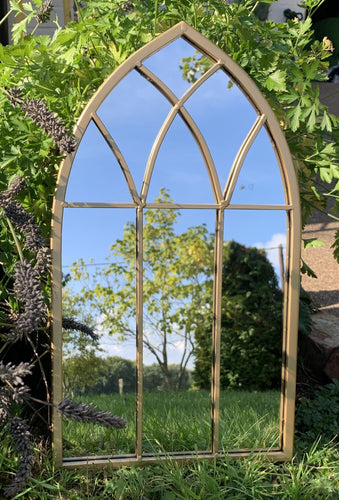 Small Gothic Mirror - Abigailshome