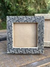 Load image into Gallery viewer, Small Square Photo Frame - Leaves - Abigailshome