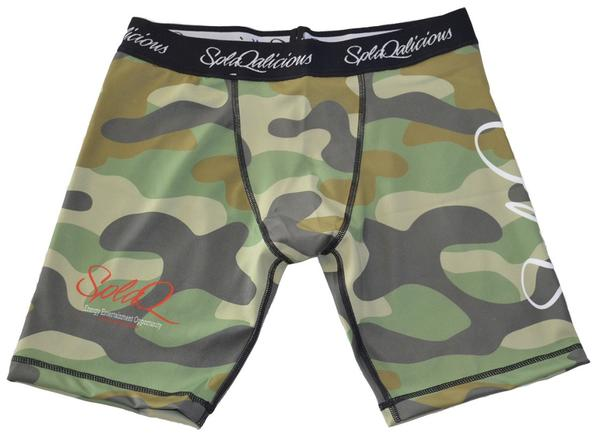 Splaqalicious Camo Compression