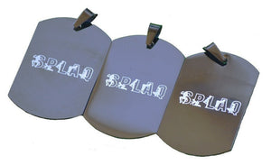 splaq sexy dog tag