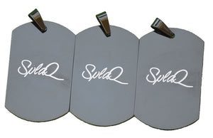 splaq signature dog tag