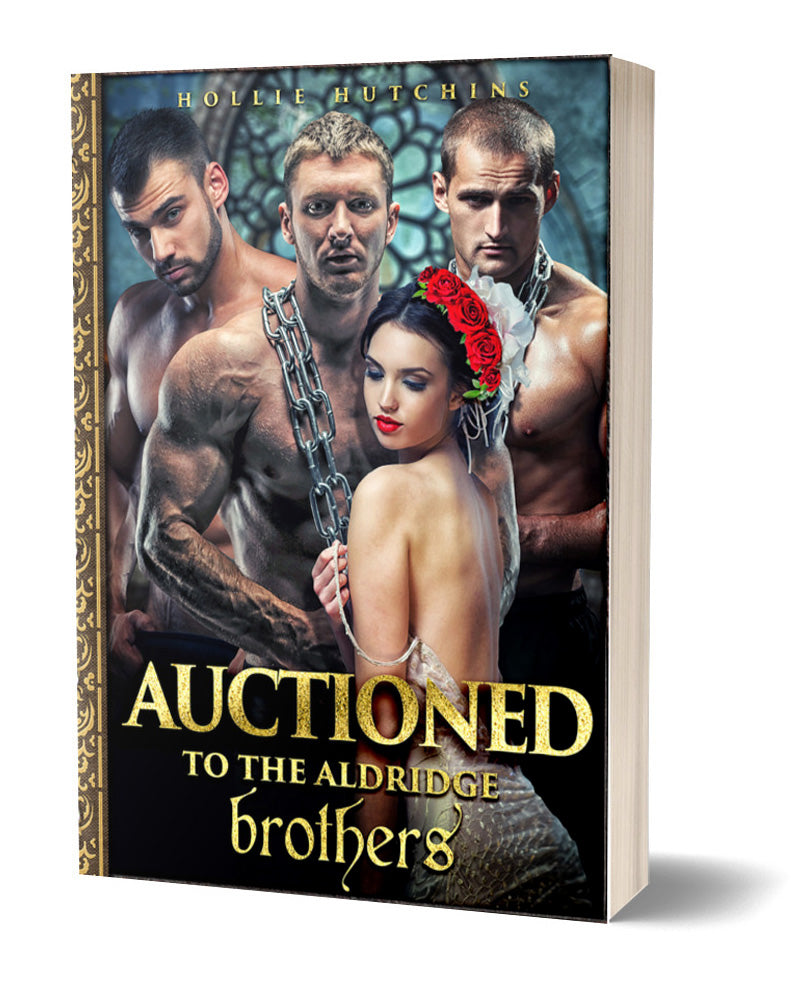 Auctioned To The Aldridge Brothers - Paperback