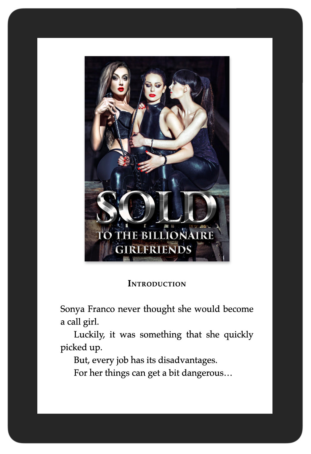 Sold To Both: A Lesbian Ménage Romance Collection