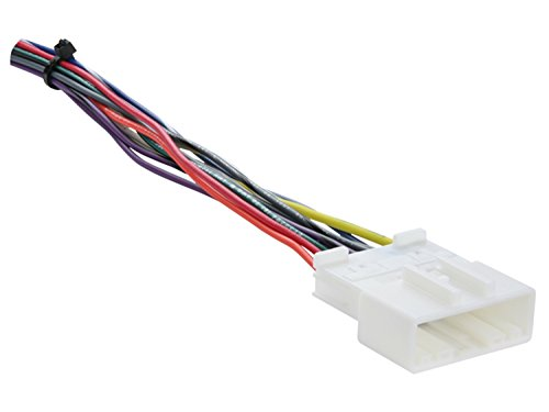Metra 70-7552 Radio Wiring Harness For Nissan 2007-Up/Select Subaru 2008-Up